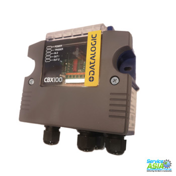 DATALOGIC 93A301067 COMPACT CONNECTION BOX, CBX100, 0.5/0.3 AMP, 10/30 VDC, IP65, COMPATIBLE WITH DS2100N/DS2400N/DS4800