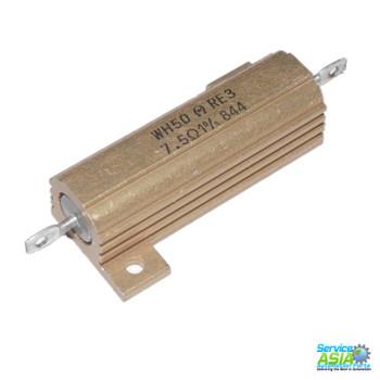 WELWYN WH50RE3 7.5ohm 50W 1% Aluminium Housed case Wire Resistor Heatsink