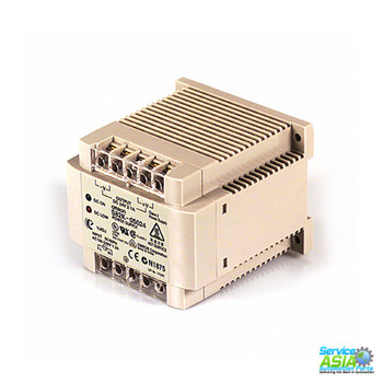 OMRON S82K-05024 DIN RAIL MOUNT POWER SUPPLY