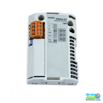 ABB RMBA-01 MODBUS INVERTER COMMUNICATION MODULE