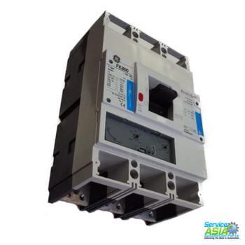 GE FKN36NE800PPF 435393 FKN 800 Breaker Icu 50 kA/415VAC Ue 690VAC 3P 3trips 800A Sensor SMR1e