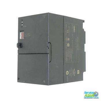 SIEMENS 6ES7-307-1EA00-0AA0 POWER SUPPLY MODULE 120/230VAC OUT 5AMP 24VDC