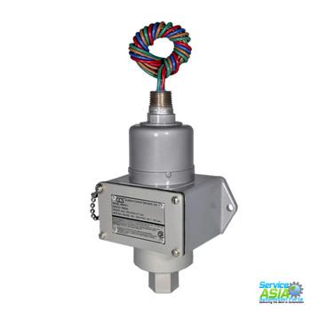 CUSTOM CONTROL SENSORS 646PE12 DUAL SNAP 646PE Series Pressure Switch