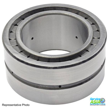 INA SL192336-TB-BR-C3 Cylindrical Roller Bearing 180MM Bore; Straight Bore Profile; 380MM Outside Diameter; 126MM Width; RBEC 1 | ISO P0; Single Row; Inner Ring - One Side Separable; No Snap Ring; Relubricatable; C3-Loose Internal Clearance; No Retainer