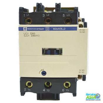 SCNHNEIDER TELEMECANIQUE ELECTRIC LC1-D8011F7 CONTACTOR