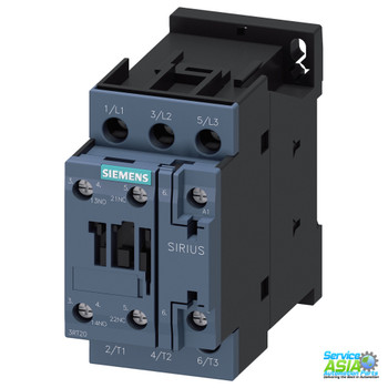 SIEMENS 3RT2024-1AG20 POWER CONTACTOR