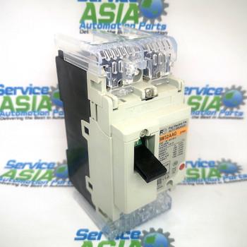 FUJI BW23AAG-2P005 CIRCUIT BREAKER 5AMP 2POLE 500VAC