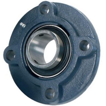 AMCAN FCX08 4-Bolt Round Spigotted Flange Bearing Housing