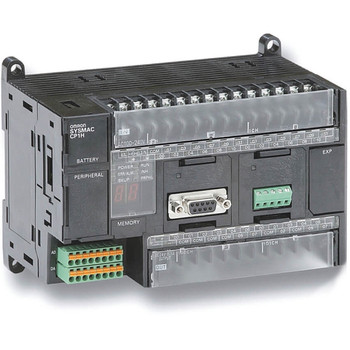 OMRON CP1H-XA40DT-D 4 Axis Position Control and Comprehensive Programmable Controller