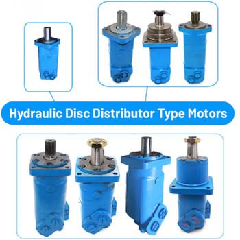 PARKER Hydraulic Motors TE TF TG TJ