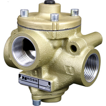 ROSS CONTROLS 2754A4011 27 Series 3/2 Single Pressure Controlled Valve