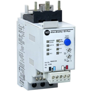 ALLEN-BRADLEY 193-EC2BD Overload Relay 193-EC2, E3 Plus Electronic Motor Protection Relay
