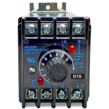 REGENT CONTROLS TM2222-D1S-24 MOTION CONTROL/ONE-SHOT TIMER