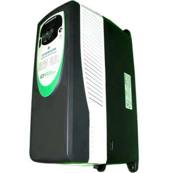 Control Techniques, Nidec Motor Corp SKDD200300 Commander SK Series AC Inverter for 3kW (4HP) 230V 3 Ph motor in VxF or Sensorless Vector control to 12.6A. Converts fixed frequency single or three phase 230V input to variable frequency three phase 230V for a standard AC Induction motor.
