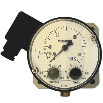 FISCHER DS1102VDYYBKD062 Differential pressure measuring and switching device