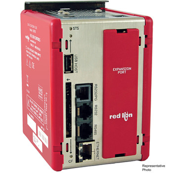 RED LION CONTROLS DSPLE001 DATASTATION LE protocol converter (Ext. temperature)