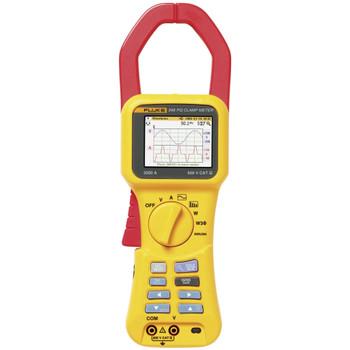FLUKE 345 Power Quality Clamp Meter, 2000A dc, Max Current 1.4kA ac CAT IV 600 V (2584181)