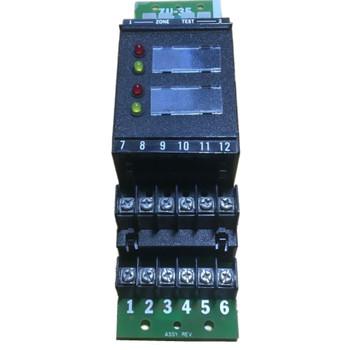 SIEMENS ZU35-TS DUAL ZONE W/TEST SWITCHES (1) SPACE