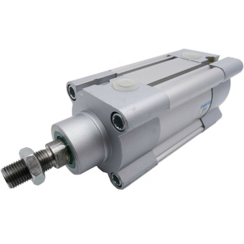 FESTO ELECTRIC DNCB-63-40-PPV-A PNEUMATIC CYLINDER 63MM BORE 40MM STROKE