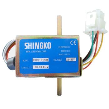 SHINGKO ETR711-230 FORKLIFT CONTROL SYSTEM ACCESSORIES 24/36V