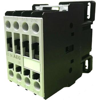 AEG LS5K.01E 3 Pole Contactor 7.5HP @ 480V, 25A W/ 24VAC COIL