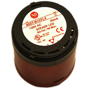ALLEN-BRADLEY 855T-B10TL4 STACK LIGHT MODULE