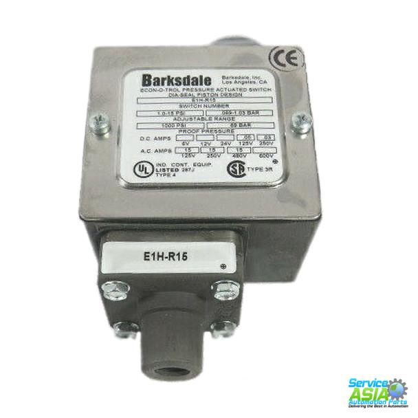 BARKSDALE  E1H-R15 ECON-O-TROL PRESSURE SWITCH
