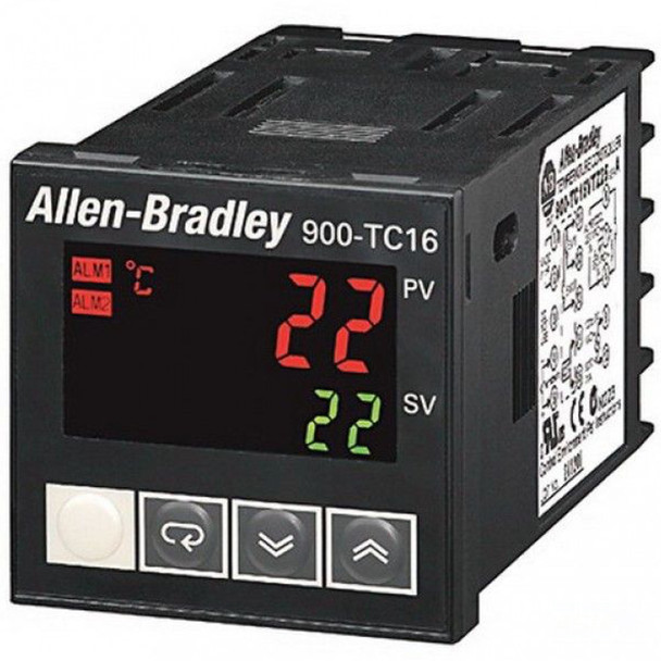 ALLEN BRADLEY 900-TC16RGTU25 DIGITAL TEMPERATURE CONTROLLER