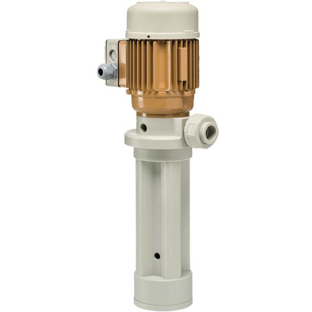 HENDOR D-92-PP Vertical Sealless Polypropylene Pump/Motor Unit