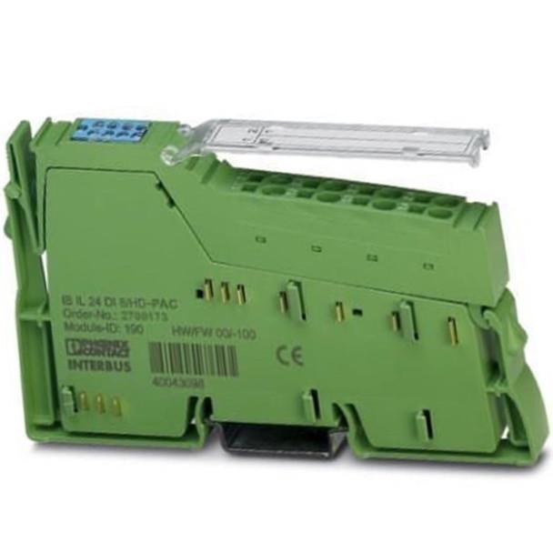 PHOENIX CONTACT IB IL 24 DI8/HD-PAC (2700173) Inline, Digital input terminal