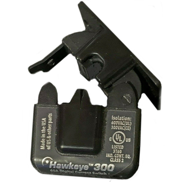 VERIS HAWKEYE H300 CURRENT SWITCH - 0.15 to 60 A Fixed Trip Point Current Switch, Split-Core