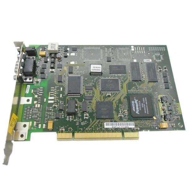 SIEMENS A5E00200963 PROFIBUS COMMUNICATIONS PC CARD