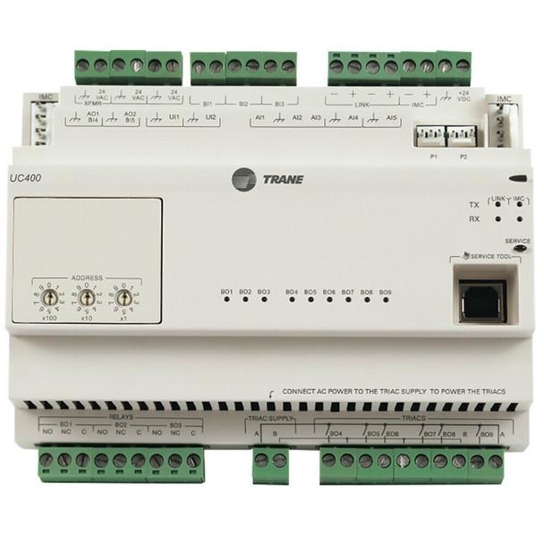 TRANE MOD02071 UC400 Tracer Module X13651492-02 Programmable BACNet Controller