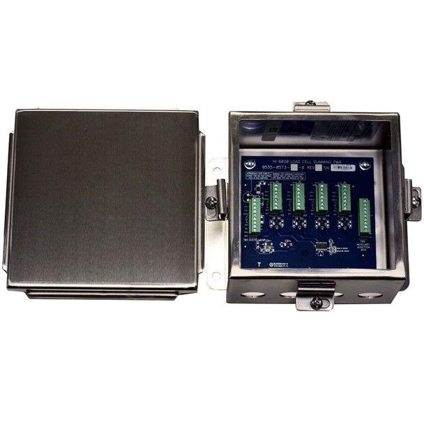 HARDY PROCESS SOLUTIONS HI 6020JB-PS1 SUMMING BOX