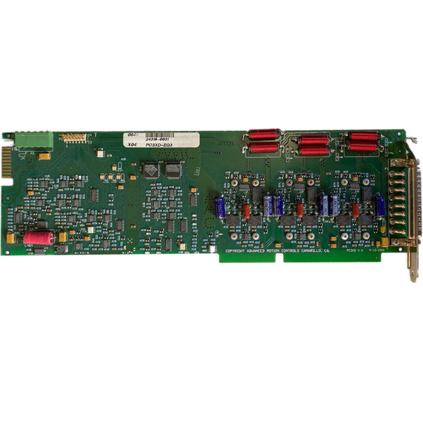ADVANCED MOTION CONTROLS PC3XD-EQ3 PC CONTROLLER BOARD