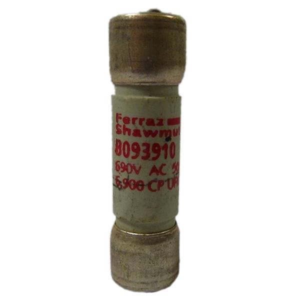 MERSEN FERRAZ SHAWMUT B093910 FUSE 660v 50A