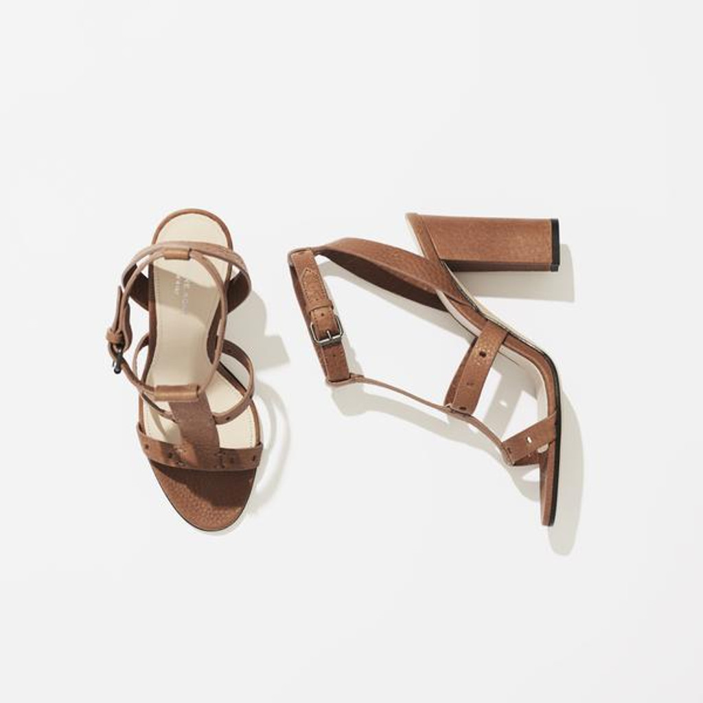 Wood Gladiator Heel