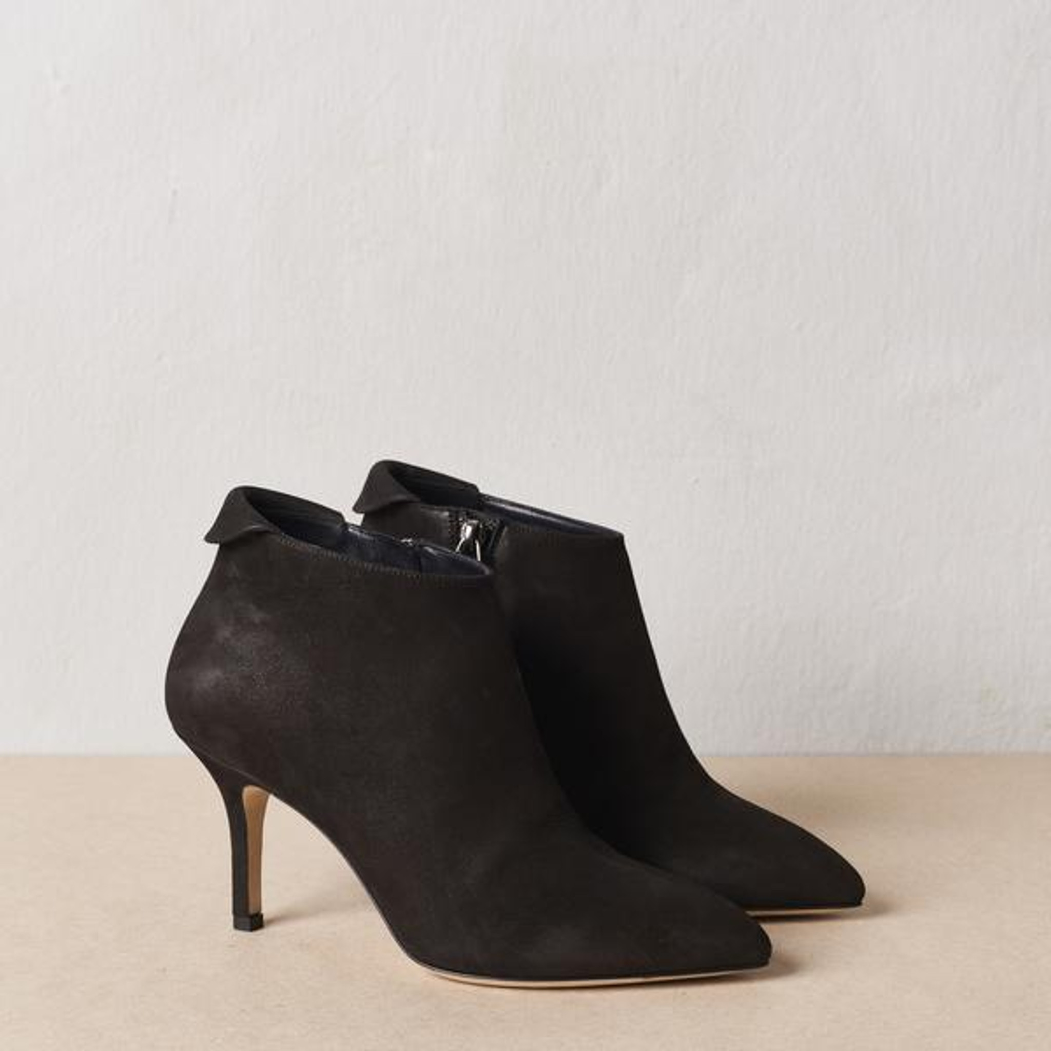 Coffee Ankle Boot