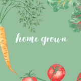 The Home Grown Collection an exclusive creative collaboration with By Scarlett