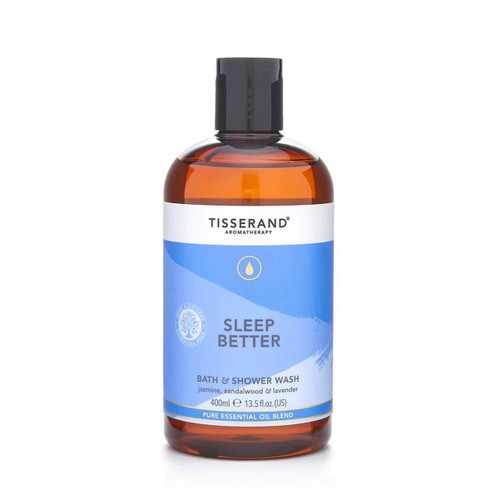 Tisserand Aromatherapy Sleep Better Bath And Shower Wash