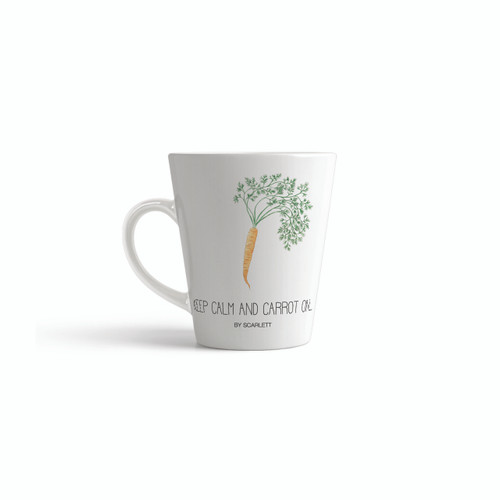 Home Grown Collection -  Mug - Keep Calm and Carrot on