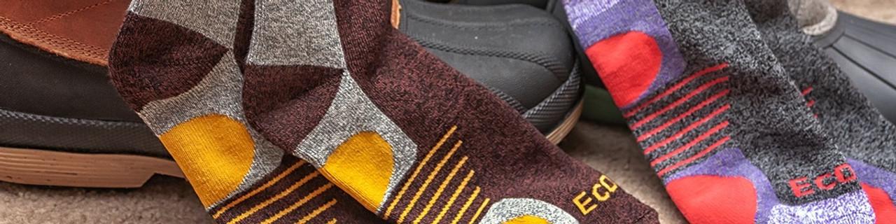 Eco Friendly Socks - Outdoor Hiking Socks