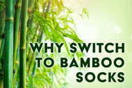 Step Into Eco-Friendly Bamboo Socks