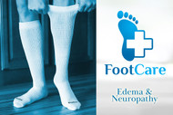 Compression Socks — For Those with Edema & Neuropathy