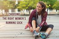 How to Choose the Best Women's Running Socks