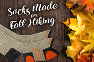 Hit the Trails This Fall with EcoSox Bamboo Hiking Socks