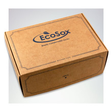 The EcoSox Gift Box of Sox makes a great gift for any occasion.