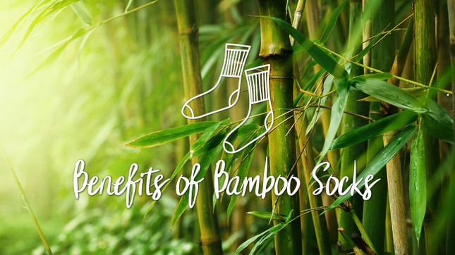 Top 7 Benefits of Wearing Bamboo Socks