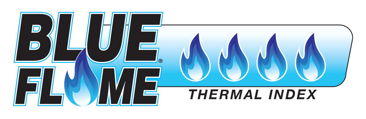 Blue Flame Thermal Socks Warmth Index