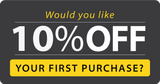 SIGN UP and SAVE!  Get a Bonus 10% Off Coupon emailed to you to use on your next online purchase storewide!